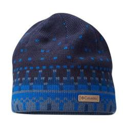 Columbia Alpine Action Beanie Collegiate Navy Graphic Fairisle