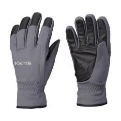 Men's Columbia Northport Insulated Softshell Glove Graphite