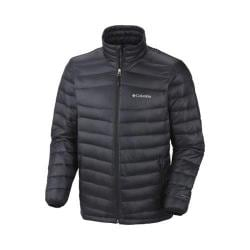 Men's Columbia Platinum 860 TurboDown Down Jacket Black