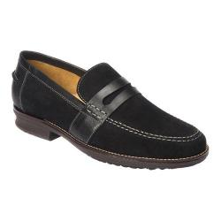 Men's Sandro Moscoloni Everett Penny Loafer Black