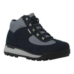 Men's Lugz Flank Hiking Boot Navy/Grey/Black Durabrush