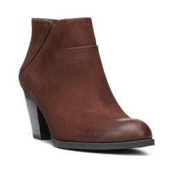 Women's Franco Sarto Domino Ankle Boot Soft Tan Ranch Leather