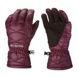 Women's Columbia Mighty Lite Glove Purple Dahlia