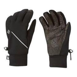 Women's Columbia Trail Summit Running Glove Black/Black
