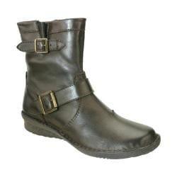 Women's Napa Flex Dea Ankle Boot Brown Calfskin