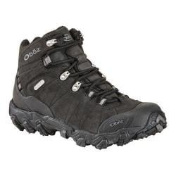Men's Oboz Bridger Mid BDry Hiking Boot Black