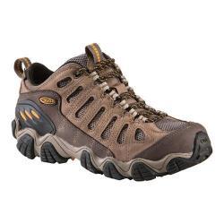 Men's Oboz Sawtooth Low BDry Hiking Shoe Walnut