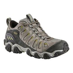 Men's Oboz Sawtooth Low Hiking Shoe Pewter