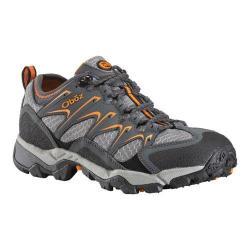 Men's Oboz Scapegoat Low Hiking Shoe Charcoal