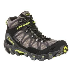 Men's Oboz Traverse Mid BDry Hiking Boot Dark Shadow
