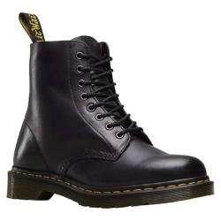 Dr. Martens Pascal 8-Eye Boot Gothic Purple Antique Temperley