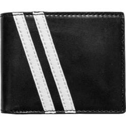 Men's J.Fold Classic Roadster Leather Slimfold Wallet Black