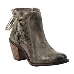 Women's Diba True Jeez Louise Ankle Boot Off White Leather