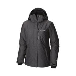 Women's Columbia Alpine Action Omni-Heat Jacket Black