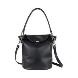 Women's Lodis Amy Lainy Convertible Bucket Bag Black