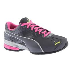Women's PUMA Tazon 6 Running Shoe Periscope/Puma Silver/Pink Glo