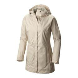 Women's Columbia Splash A Little Rain Jacket Chalk Lace Print