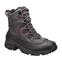 Men's Columbia Bugaboot II Boot Shark/Red Dahlia