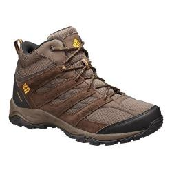 Men's Columbia Plains Butte Mid Waterproof Hiking Boot Cordovan/Squash