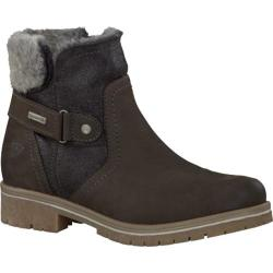 Women's Tamaris Adn Ankle Boot Graphite Leather