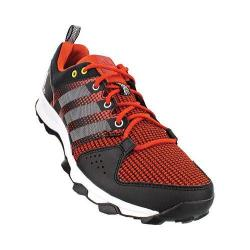 Men's adidas Galaxy Trail Running Shoe Craft Chili/White/Black