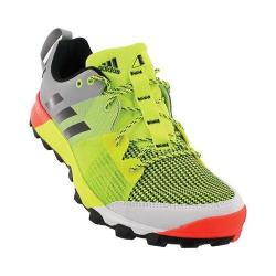 Men's adidas Kanadia 8 Trail Running Shoe Solar Yellow/Black/Clear Onix