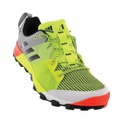 Men's adidas Kanadia 8 Trail Running Shoe Solar Yellow/Black/Clear Onix
