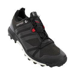 Men's adidas Terrex Agravic GORE-TEX Trail Running Shoe Black/Power Red/White