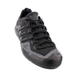 Men's adidas Terrex Swift Solo Hiking Shoe Black/Black/Lead