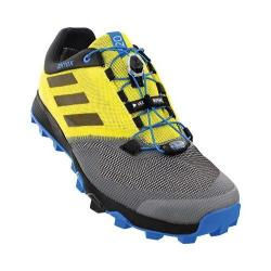 Men's adidas Terrex Trailmaker GORE-TEX Running Shoe Bright Yellow/Black/White