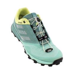 Women's adidas Terrex Trailmaker Running Shoe Ice Green/White/Vapour Steel
