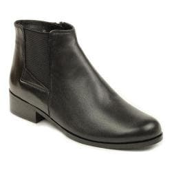 Women's VANELi Rafer Ankle Boot Black Nappa/Elastic