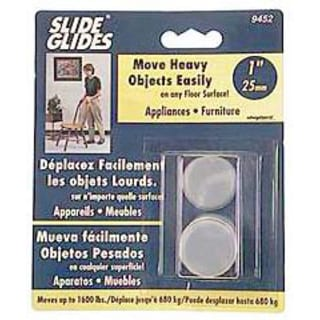 "Shepherd 9453 4-ct 2"" Self Adhesive Base Glides"