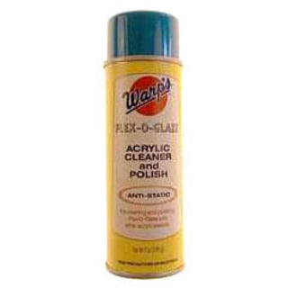 Warps FCP-12 7 Oz Flex-O-Glaze Cleaner & Polisher