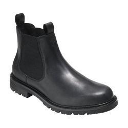 Men's Cole Haan Grantland Waterproof Chelsea Boot Black Waterproof Leather