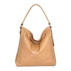 Women's Nino Bossi Begonia Bloom Hobo Bag Peanut