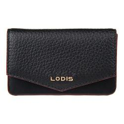 Women's Lodis Kate Maya Card Case Black