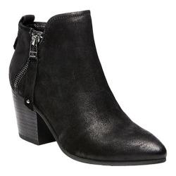 Women's Steve Madden Julius Bootie Black Leather