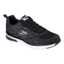Men's Skechers Relaxed Fit Skech-Air Infinity Belden Sneaker Black/White