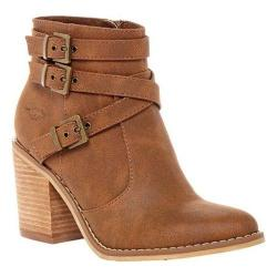 Women's Rocket Dog Deon Ankle Boot Tan Creek PU