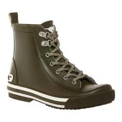 Women's Rocket Dog Rainy Rain Boot Olive Rubber