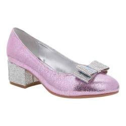 Girls' Nina Gisel Pump Pink Crackle