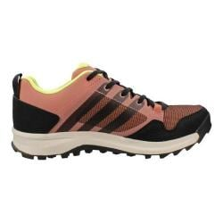 Women's adidas Kanadia 7 Trail GORE-TEX Hiking Shoe Raw Pink/Black/Clear Brown