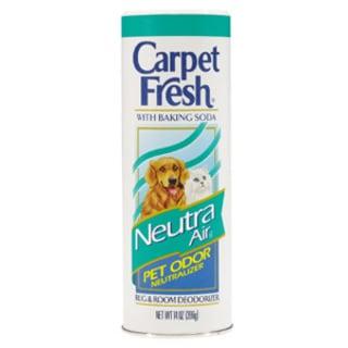 Carpet Fresh 27900 NeutraAir Pet Odor Neutralizer