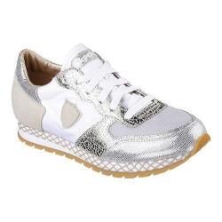 Women's Skechers OG 99 Crochet Cruzer Sneaker White/Gold