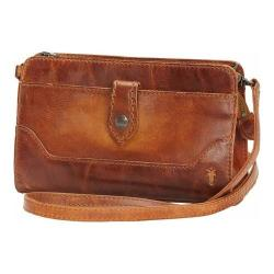 Women's Frye Melissa Crossbody Clutch Cognac