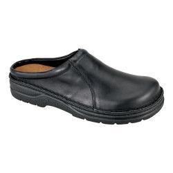 Men's Naot Bjorn Black Matte Leather