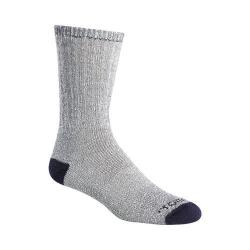 Terramar All Season Crew Socks (4 Pairs) Grey Heather