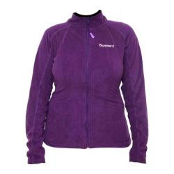 Women's Bearpaw Seattle Polar Fleece Jacket Purple