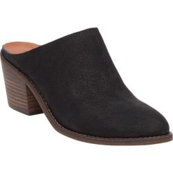 Women's Lucky Brand Maikki Mule Black Leather